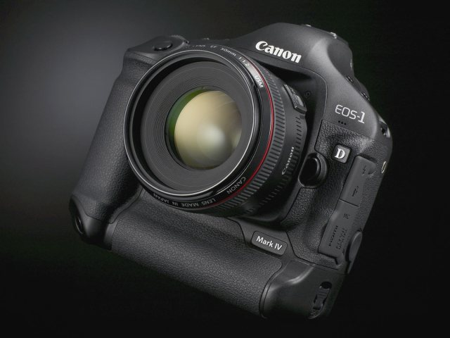 Canon 1D Mark IV  (Photo from dpreview.com)