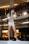 Rip Curl & Mooks presented their Spring/Summer collection at the KLCC center court yesterday. Katerina is seen here modeling the latest clothing line from them.