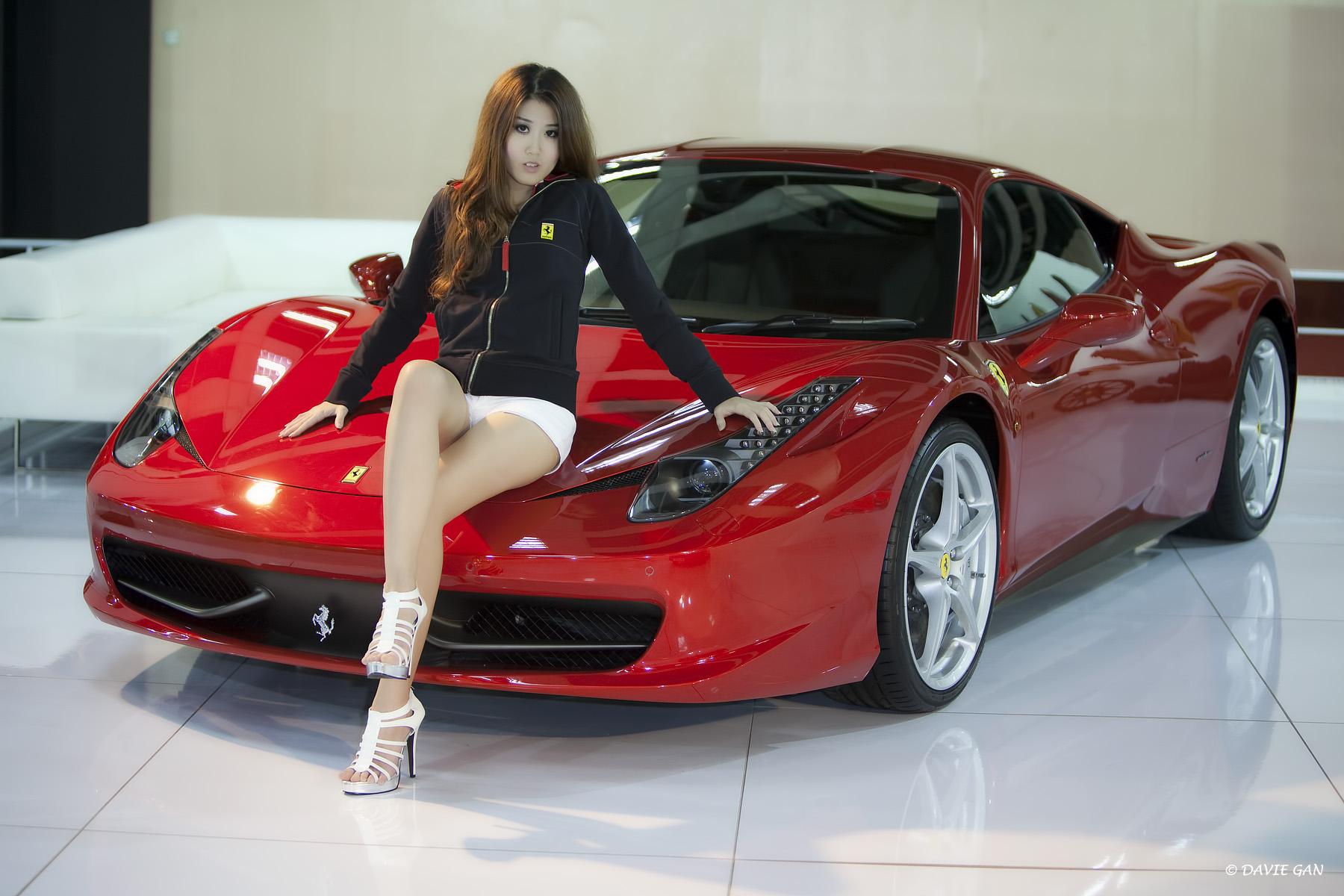 Ferrari Models Salno Dermon