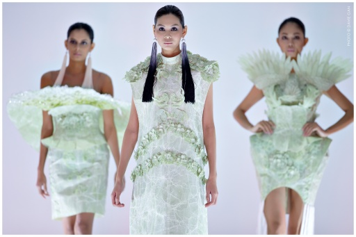 Kevin Raw Yi Shuen, SML Fashion Design School