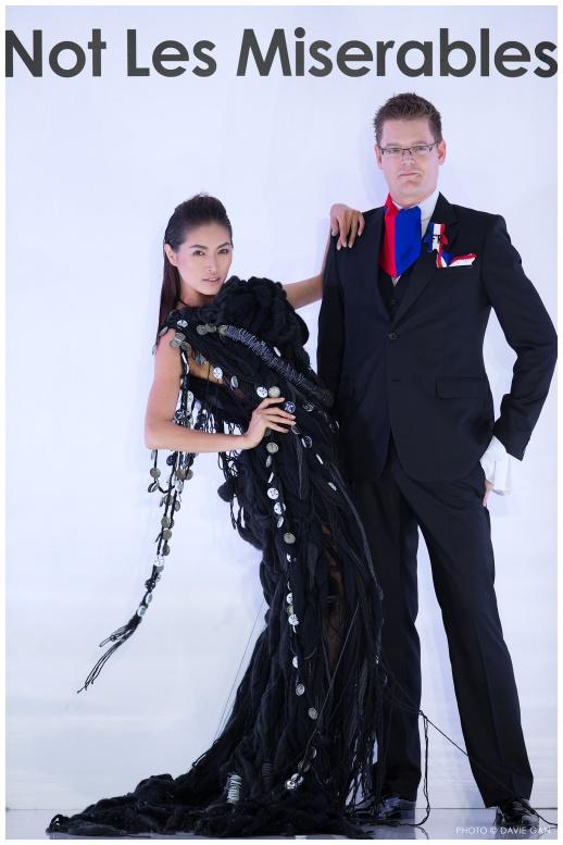 Amber Chia and Soren Ravn