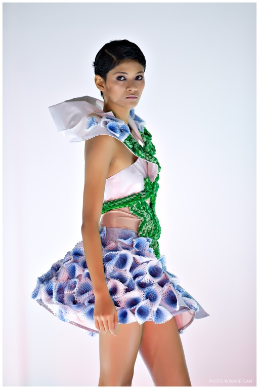 Ng Cher Ling, SML Fashion Design School