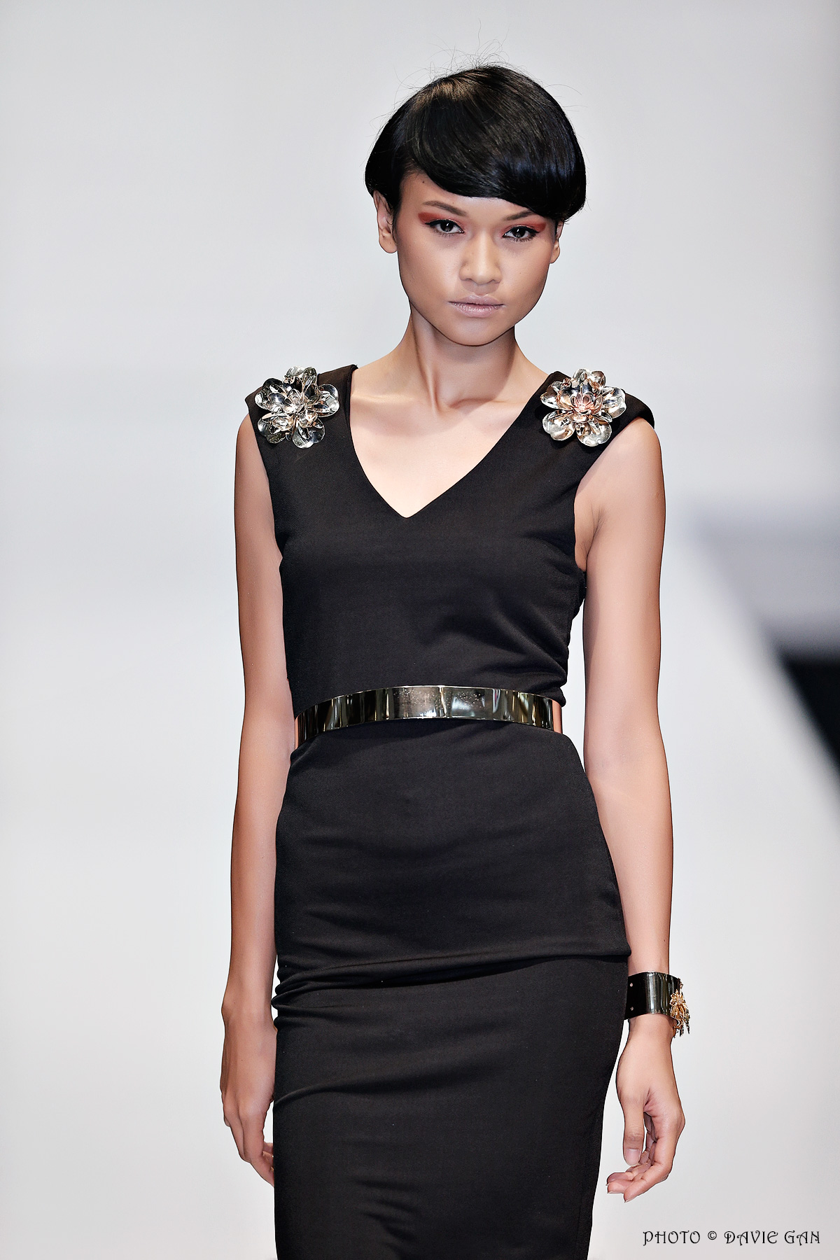 Collection from ZEAL by Max Mak. Model: Deanna Ibrahim